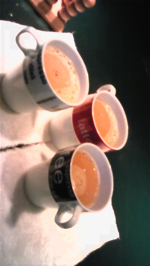 コーヒー(^_^)