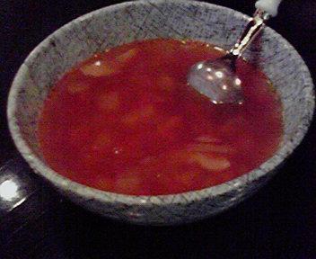 トマトスープ!!