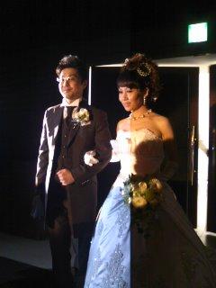 健太の結婚式(^^)v